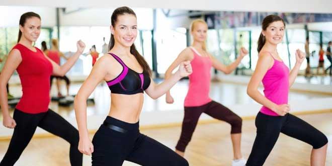 ¿Qué es la gimnasia aeróbica?