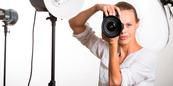 ¿Qué es la fotografía profesional?