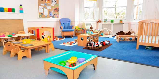 ¿Cuál es la función de un jardín maternal?