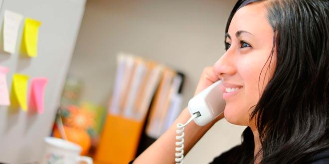 Normas básicas de atención telefónica