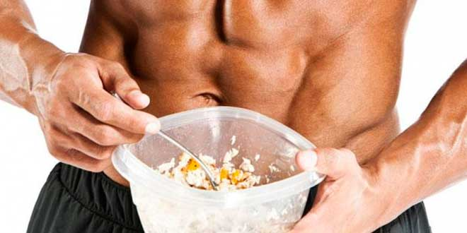 Acondicionamiento físico y nutrición