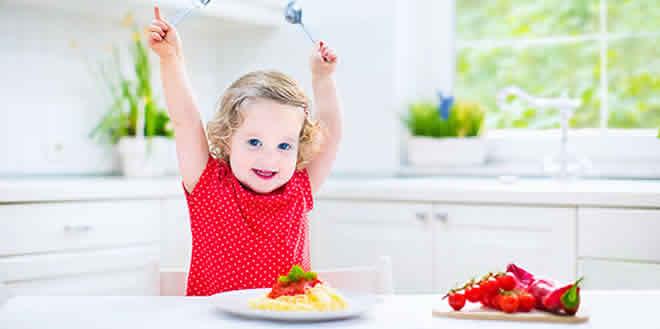 Los mejores consejos para que los niños consuman sus vegetales