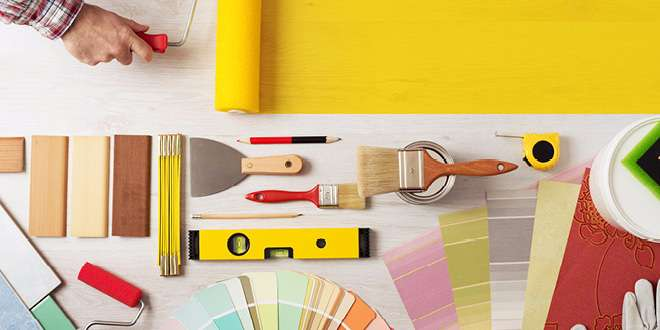 El diseño de interiores y sus herramientas | FUDE