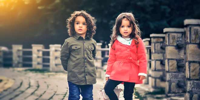 El diseño de indumentaria infantil