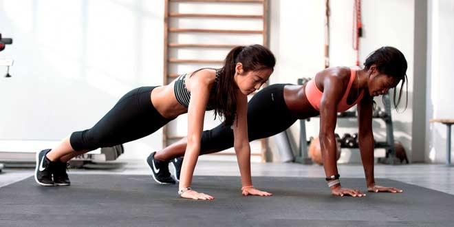 Entrenamiento físico para principiantes
