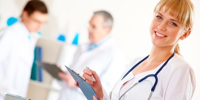 El auxiliar de enfermería y sus principales funciones