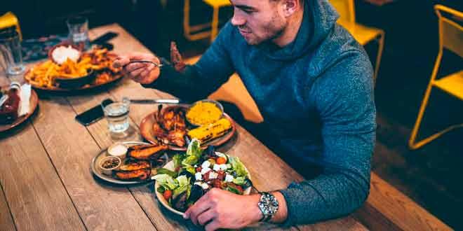 Nutrición y musculación