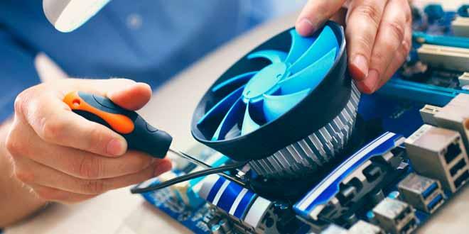 Herramientas para la reparación de PC