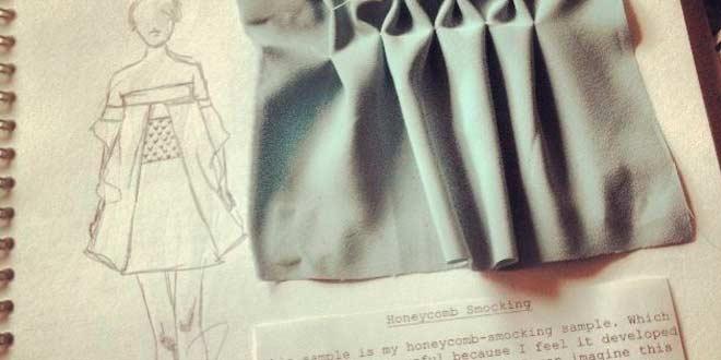 ¿Cómo elaborar un portafolio de diseño de modas?