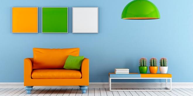 El diseño de interiores y los elementos decorativos