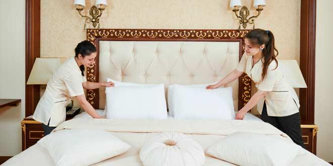 ¿Qué es la industria hotelera?