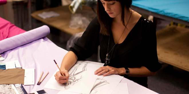 El diseño de modas como profesión