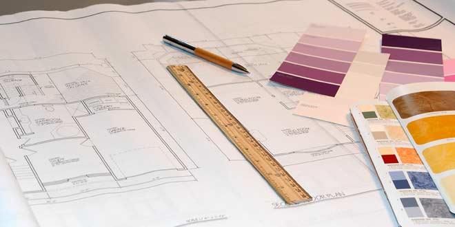 La decoración de interiores y sus herramientas