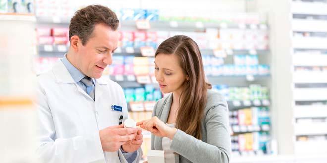 El rol del auxiliar de farmacia