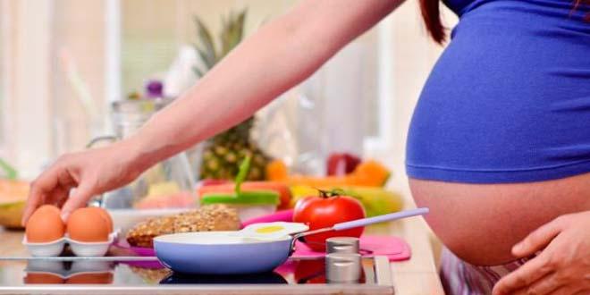 Las claves de la alimentación durante el embarazo