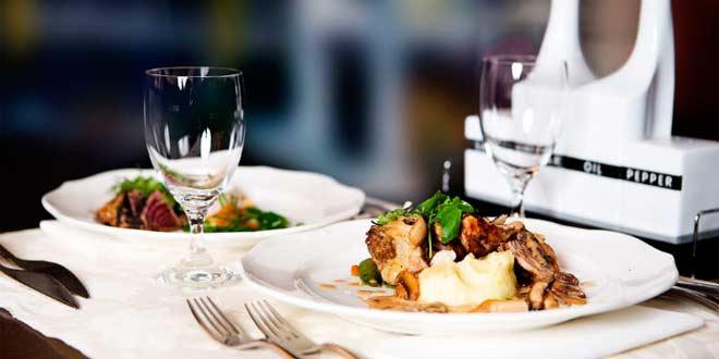 El diseño de espacios para gastronomía