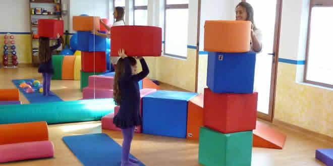 La psicomotricidad infantil, una práctica cada vez más común en los niños