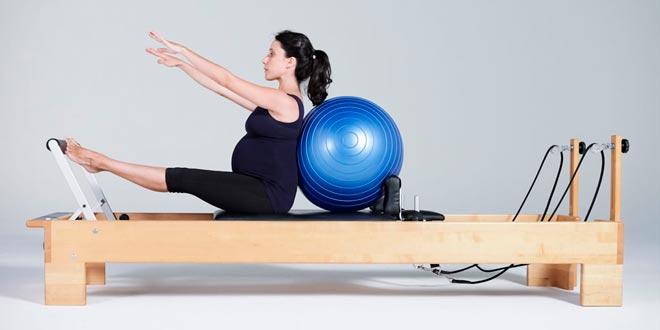 Pilates para embarazadas: beneficios y recomendaciones