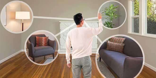 Dise o de interiores para peque os departamentos fude for Diseno de interiores para espacios pequenos
