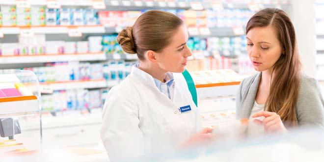 Cualidades de un auxiliar de farmacia