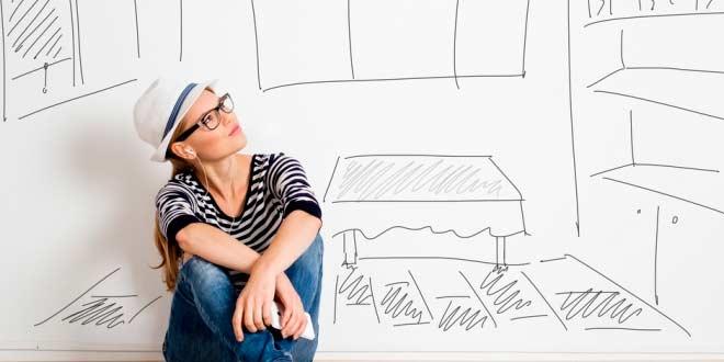 Decoración de interiores para pequeños apartamentos
