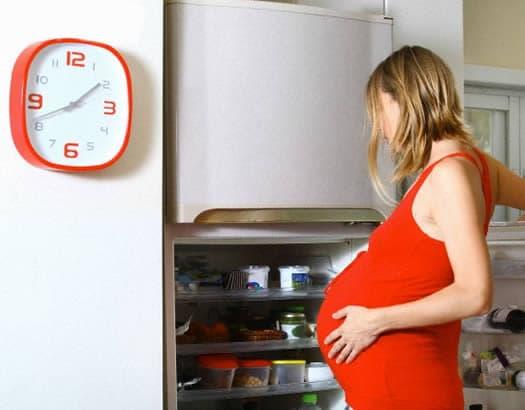 Curso de Alimentación durante el Embarazo