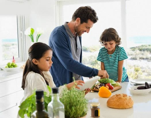 Curso de Tips de Recetas Saludables para Niños