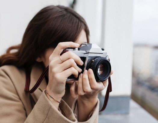 Curso de Fotografía | FUDE