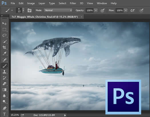 Curso de Photoshop CC | FUDE