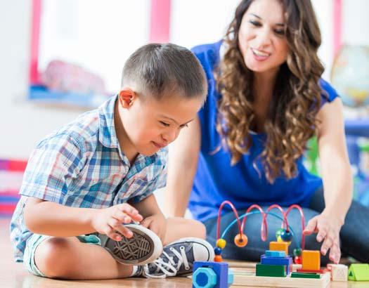 Curso de Asistente en Educación Especial