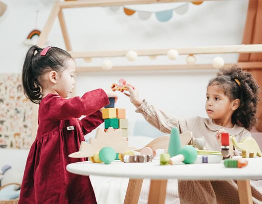 Curso de Educación infantil: lenguaje y movimiento