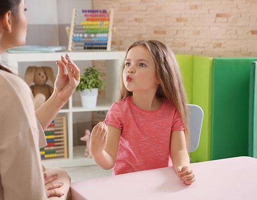 Curso de Fonoaudiología Infantil