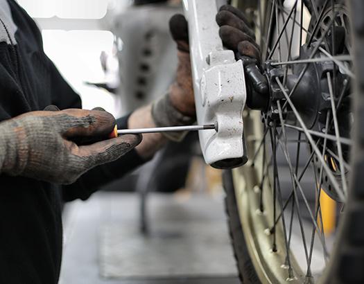 Curso de Mecánica de Motos