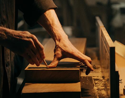 Curso de Carpintería de Muebles