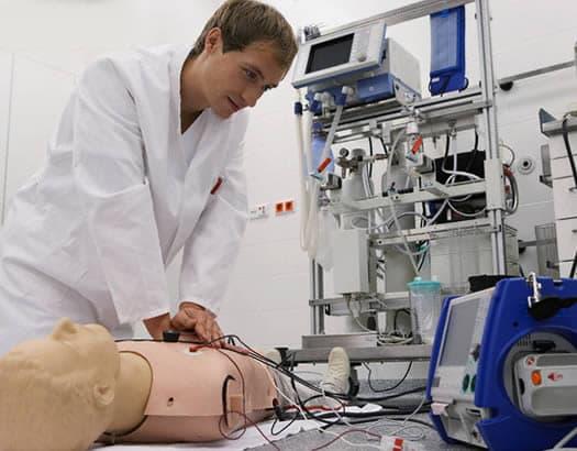 Curso de Asistente en Emergencias Médicas | FUDE