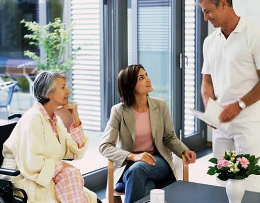 Curso de Cuidador Profesional de Ancianos | FUDE