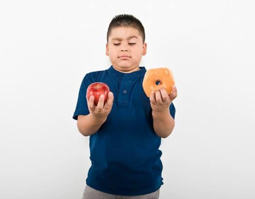 Curso de Obesidad Infantil
