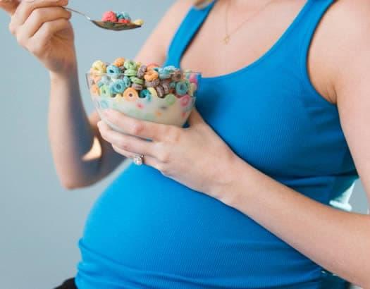 Curso de Nutrición para Embarazadas