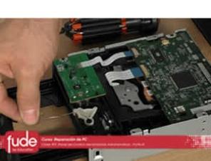 Curso de Reparación de PC | FUDE