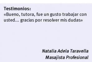 Curso de Masajista Profesional | FUDE